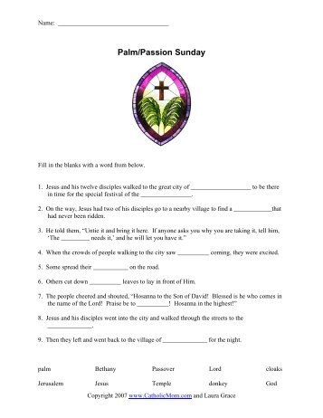 Wise Men Fill in the Blanks Worksheet - Catholic Mom