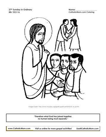 Liturgical year worksheet catholic mom for Catholic liturgical year coloring page