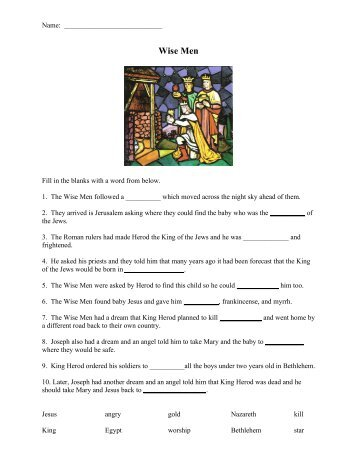 Beatitudes Matching Worksheet - Catholic Mom