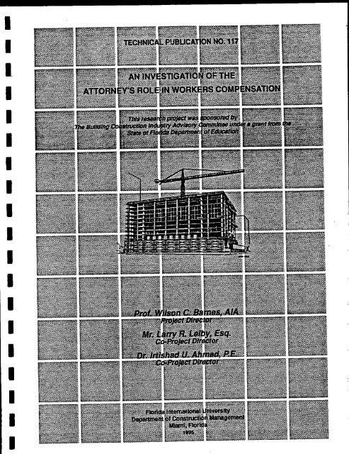 117 - Florida Building Code Information System