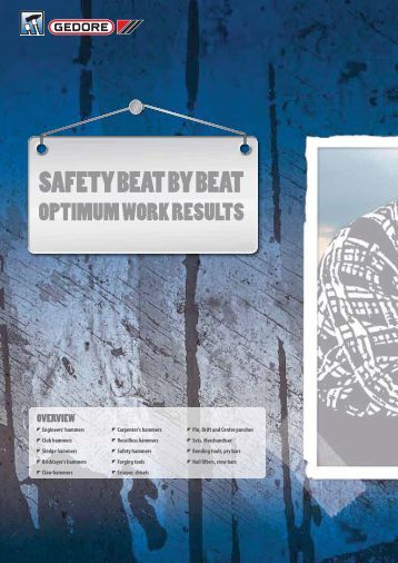 SAFETY BEAT BY BEAT - katco.co.kr