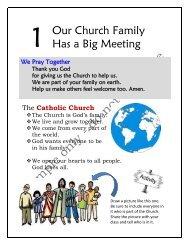 Vatican II - Pastoral Planning
