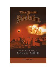 Revelation study guide - the Firefighters for Christ MP3 Download Site!