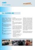Wir setzen Standards - Hummel AG - Seite 2