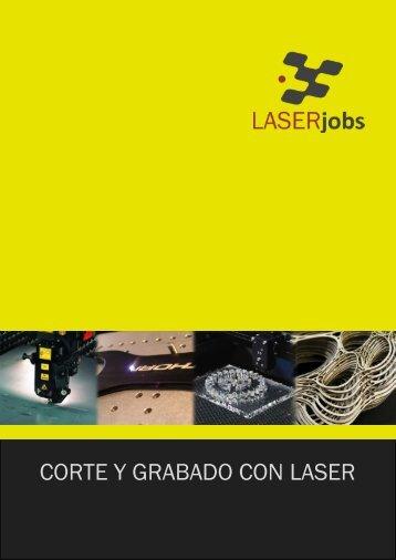 TALL I GRAVAT AMB LÀSER - Laser Jobs