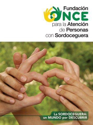 La SORDOCEGUERA: un MUNDO por DESCUBRIR - Foaps