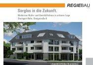 Expose im PDF-Format - REGIEBAU GmbH