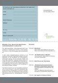 Programm 22.11.2012 - Brancheninitiative Gesundheitswirtschaft ... - Seite 2