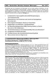 ÜWG – Nachrichten: Berichte, Analysen, Meinungen ... - Pro Bürger