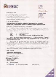 Jemputan Ke Majlis Tilawah Al-Quran Peringkat Negeri Pulau ...