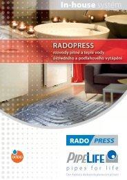 radopress - Pipelife Czech s.r.o.
