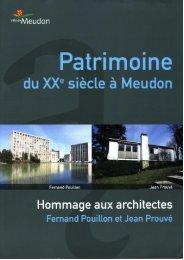 Page 1 Page 2 XX m we w x» man m Le label Patrimoine du XXe ...