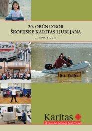 zborniku - Slovenska karitas