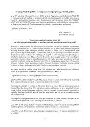 101203 - Komisija za grobisca - programska nacela