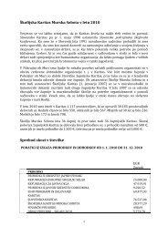 ŠKMS Plenum 26. 3. 2011 kratko poročilo za TU - Katoliška cerkev v ...