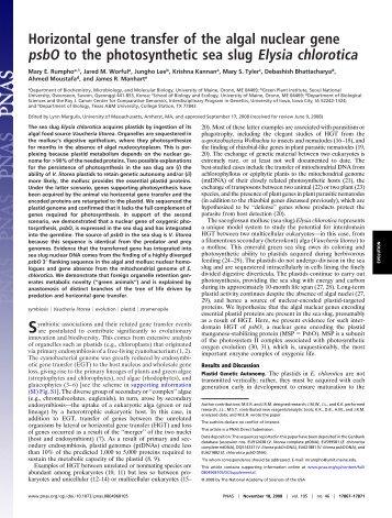 PDF file - Debashish Bhattacharya Laboratory