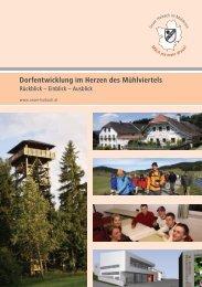 Dorfentwicklung im Herzen des Mühlviertels - Unser-Haibach.at