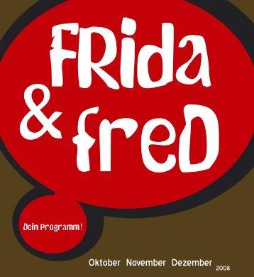Oktober - FRida & freD