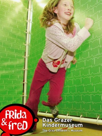 Download our English brochure here (2.43 MB) - FRida & freD