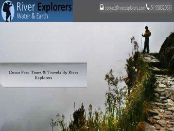 Rafting Trips In Peru