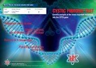 CYSTIC FIBROSIS TEST - Nuclear Laser Medicine srl