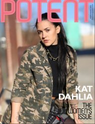 POTENT Issue #2 - The Women's Issue