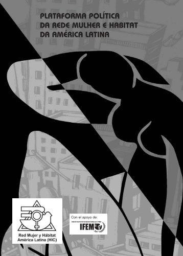 plataforma política da rede mulher e habitat da américa latina