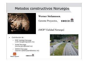 Metodos constructivos Noruegos - ITS Chile