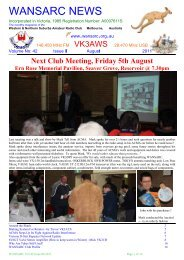 WANSARC Vol 42 Issue 08 2011 Low Res.pdf - Western & Northern ...