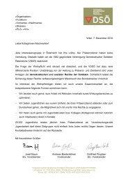 Der Brief - Dr.Dr. Josef Baum