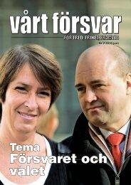 2/2010 - Allmänna Försvarsföreningen