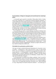 Esettanulmány: böngészés támogatása ... - Szövegbányászat
