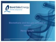 Henry Smyth, Bord Gais. - Enterprise Europe Ireland