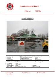 Brand i byggnad - Myndigheten för samhällsskydd och beredskap