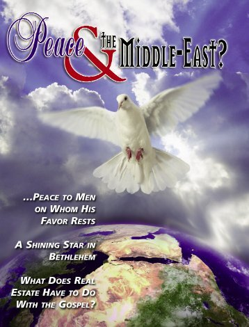 Cover Story - Plain Truth Ministries