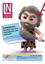 Breitbandausbau: Schnelles Internet in Amelinghausen und Betzendorf