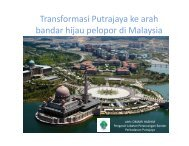 Kertas Kerja 4 - Turning Putrajaya Into Malaysias Pioneer Green City