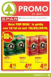 Spar folder 12 t/m 25 februari 2015