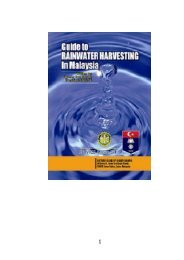 Rainwater Harvesting Guide for Malaysians - One Million Acts of ...
