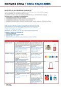 Catalogue Safety & Security - Master Lock Safety - Page 6