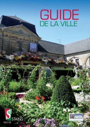 Guide de la ville de Stains 2013