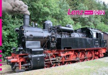 Lenz Spur 0 Neuheiten 2012: Güterwagen - Lokshop