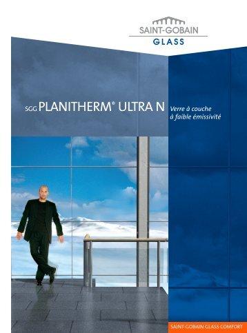 SGG PLANITHERM ULTRA N - dthX