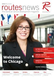 Routes News, Issue 6, 2014