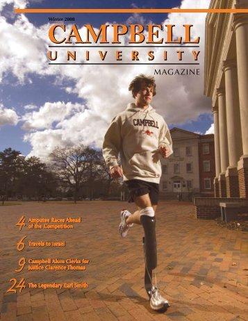 MAGAZINE - Campbell University