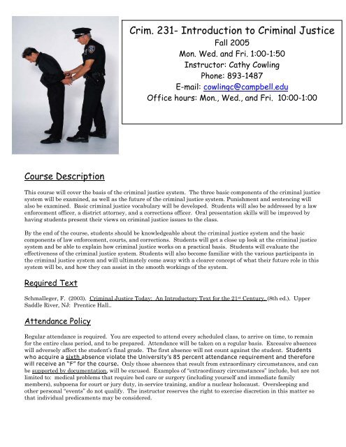 Criminal Justice Today Pdf