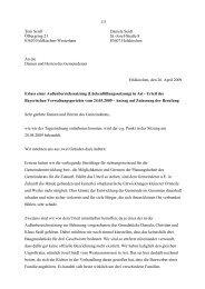 1/5 Toni Seidl Daniela Seidl Ölbergring 21 St.-Josef ... - Pro Bürger