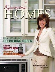 Kawartha Homes Magazine - Admax Marketing