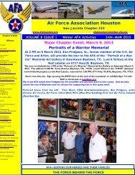 233Q1NL2013 - Air Force Association