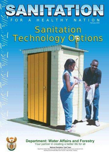 Sanitation Technology Options Sanitation ... - GreenNexxus
